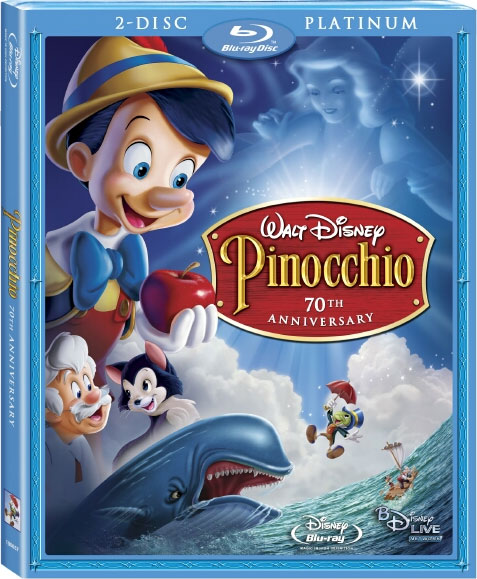 Pinocchio = most politically incorrect movie EVER!