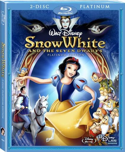 Белоснежка и семь гномов / Snow White and the Seven Dwarfs (1937) BDRip 720p