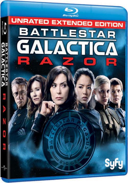 Battlestar Galactica Razor [EXTENDED] 2007 FRENCH 720p [FS]