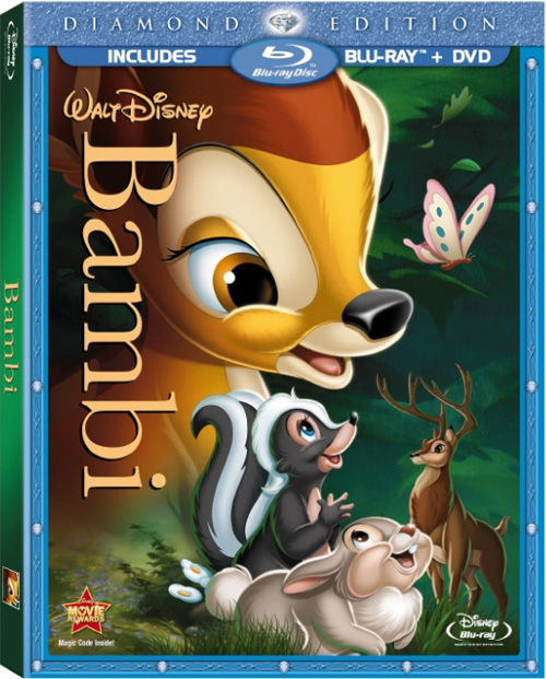 Bambi 1942 FRENCH 720p [FS]