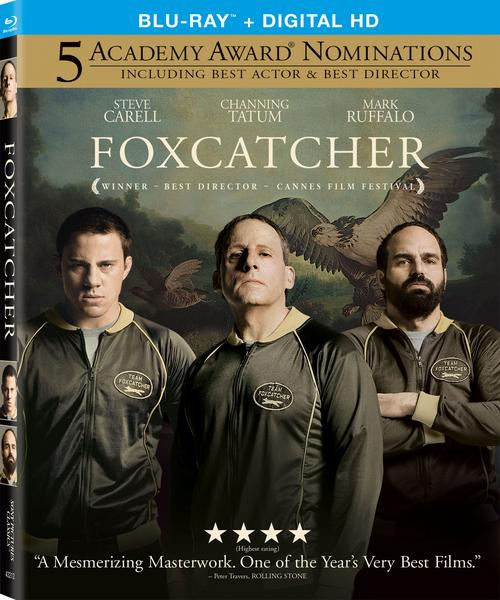 foxcatcherbluray