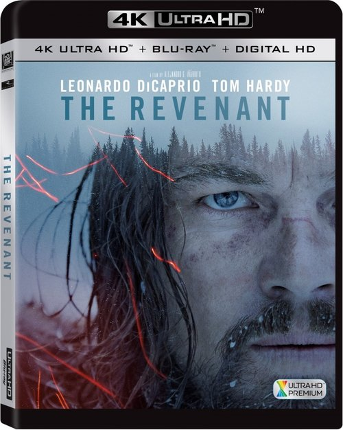 revenant4kbluray
